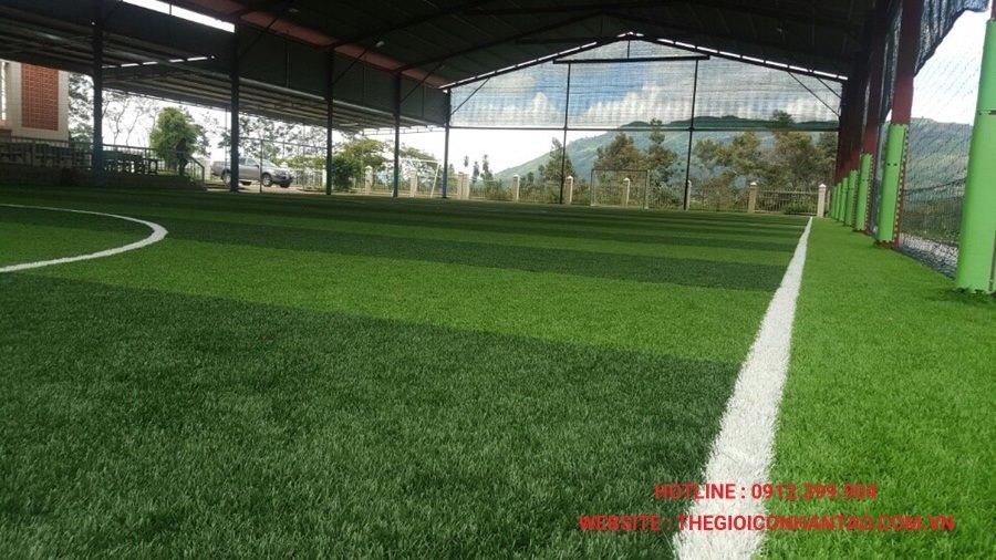 Dưới đây là một số hình ảnh của Dự án sân bóng có mái che tại Bảo Lộc, Lâm Đồng 4