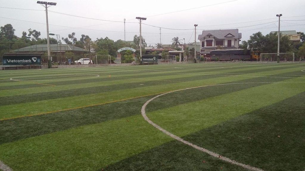 Một số hình ảnh tiêu biểu Dự án sân bóng Đại Dương thị xã Quảng Trị 6