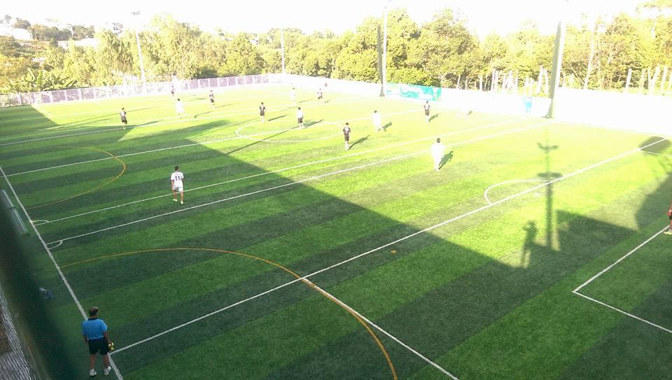 Một số hình ảnh của Dự án sân bóng đá cỏ nhân tạo Hòa Thảo 11