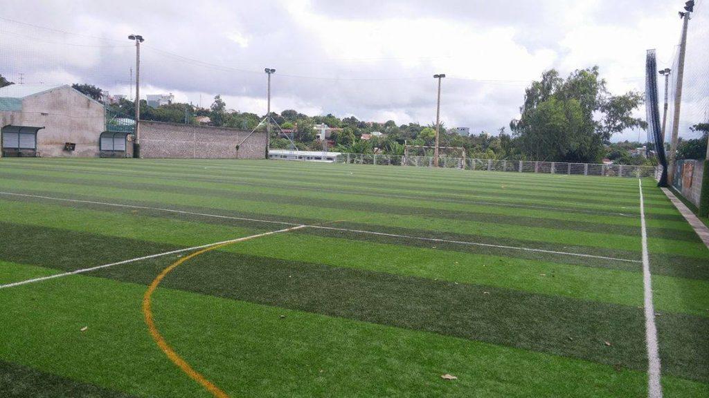 Một số hình ảnh của Dự án sân bóng đá cỏ nhân tạo Hòa Thảo 13