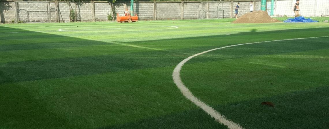 Dự án sân bóng tại Quận 12, Tp Hồ Chí Minh