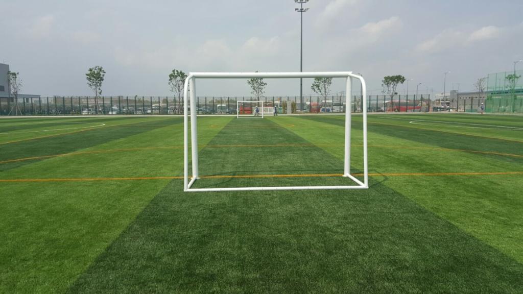 Một số hình ảnh của Dự án sân bóng tại Sam sung Việt Nam 1