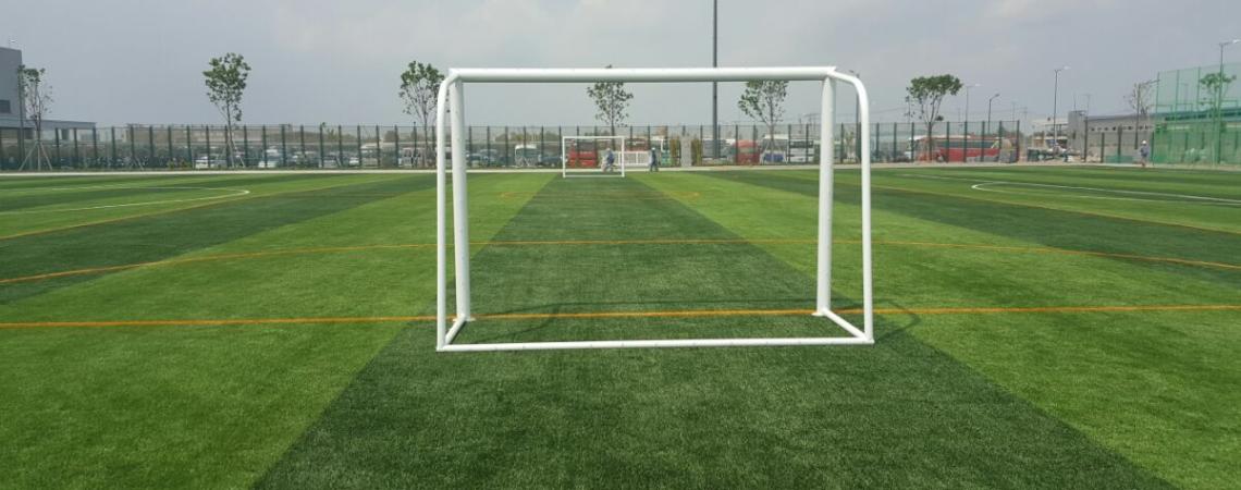 Dự án sân bóng tại Sam sung Việt Nam