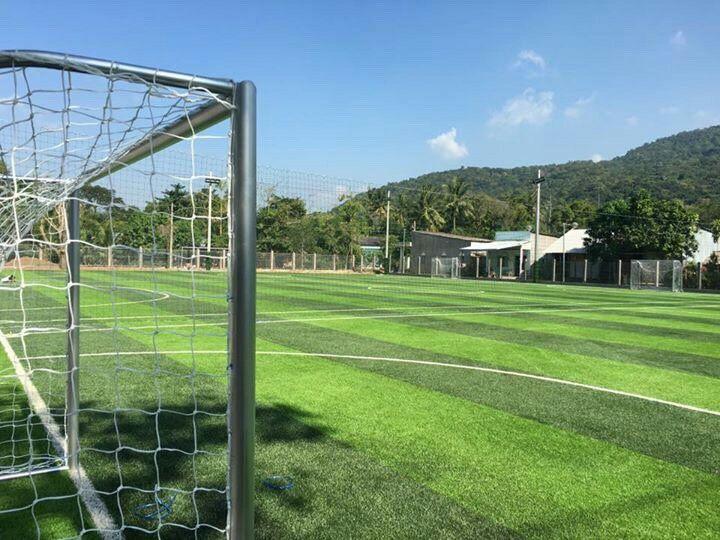 Một số hình ảnh của Dự án sân bóng tại Tri Tôn, An Giang 3