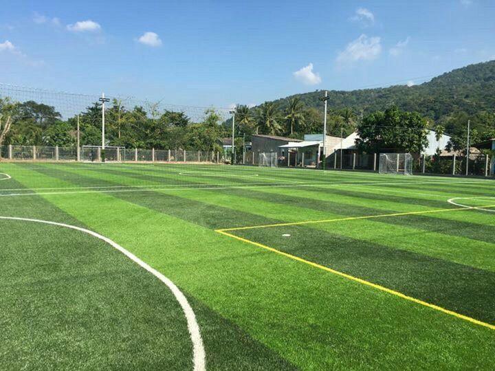 Một số hình ảnh của Dự án sân bóng tại Tri Tôn, An Giang 1
