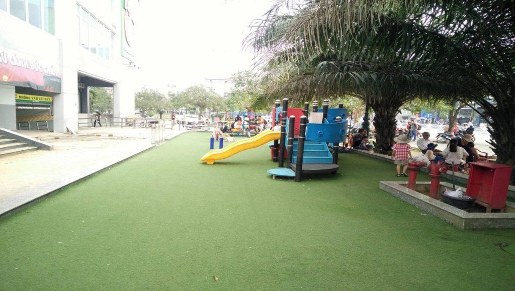 Một số hình ảnh của Dự án khu vui chơi trẻ em siêu thị Big C Huế 1
