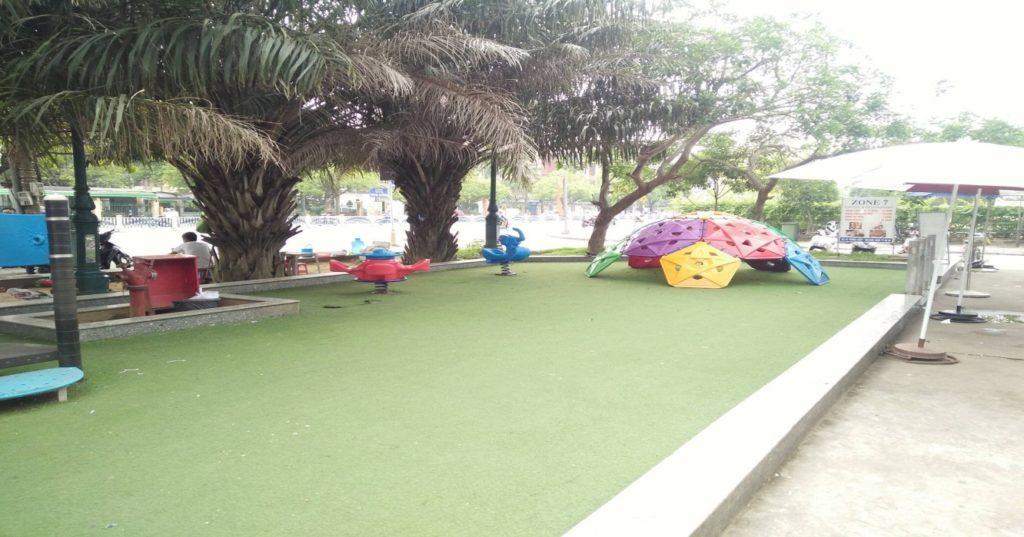 Một số hình ảnh của Dự án khu vui chơi trẻ em siêu thị Big C Huế 2