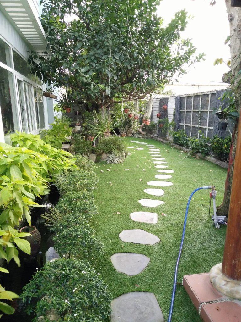 Một số hình ảnh của Dự án sân vườn Mrs Nhạn 3