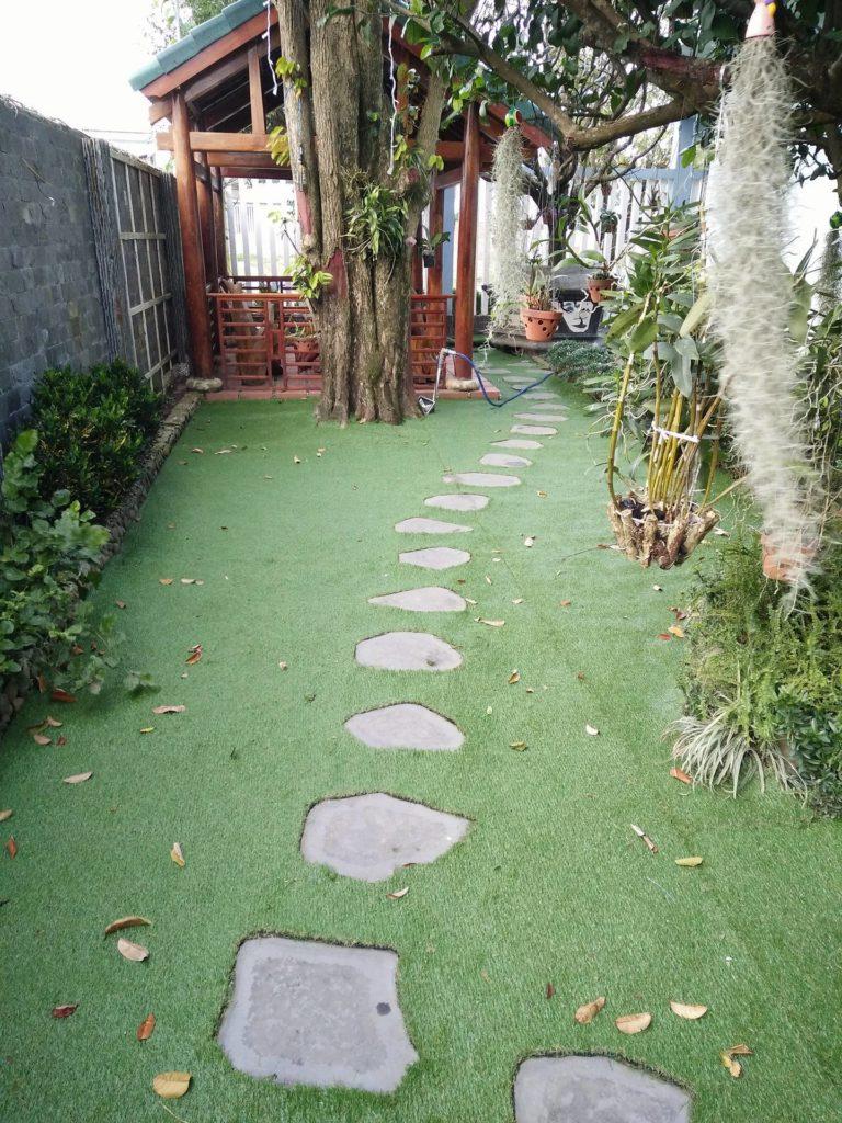 Một số hình ảnh của Dự án sân vườn Mrs Nhạn 2