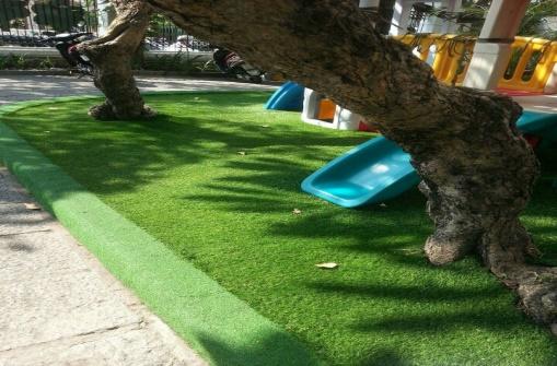 Một số hình ảnh Dự án sân vườn trường mầm non Kindy City, quận 3, tp Hồ Chí Minh 3