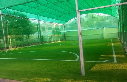 Dự án sân chơi thiết kế dạng sân bóng Trường mầm non Phao Lo, tỉnh Trà Vinh 1