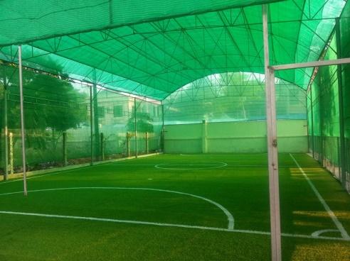 Dự án sân chơi thiết kế dạng sân bóng Trường mầm non Phao Lo, tỉnh Trà Vinh 2