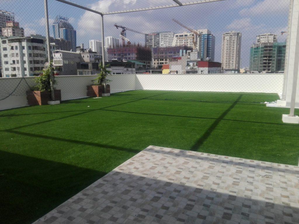 Một số hình ảnh của Dự án sân vườn Trường THCS chất lượng cao Quận Thanh Xuân, Hà Nội 3