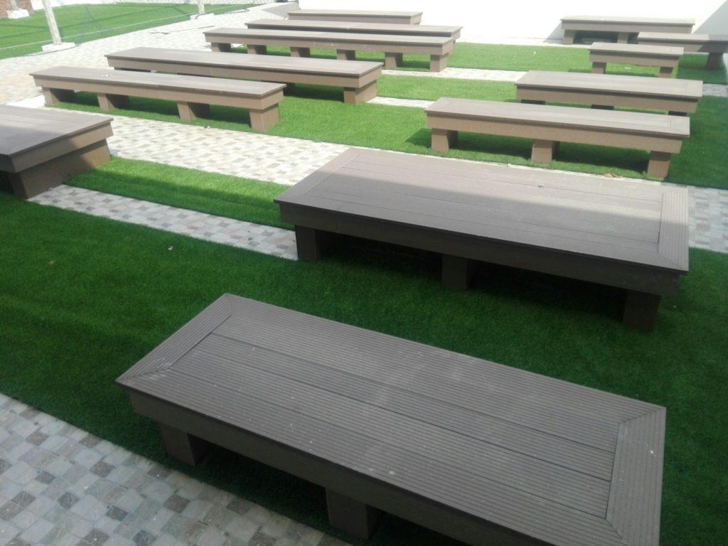 Một số hình ảnh của Dự án sân vườn Trường THCS chất lượng cao Quận Thanh Xuân, Hà Nội 1