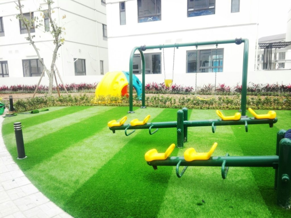 Một số hình ảnh tại Dự án sân vườn Vinhome Thăng Long, Hà Nội 2