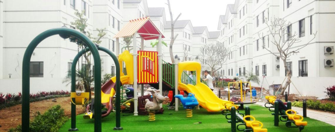 Dự án sân vườn Vinhome Thăng Long, Hà Nội
