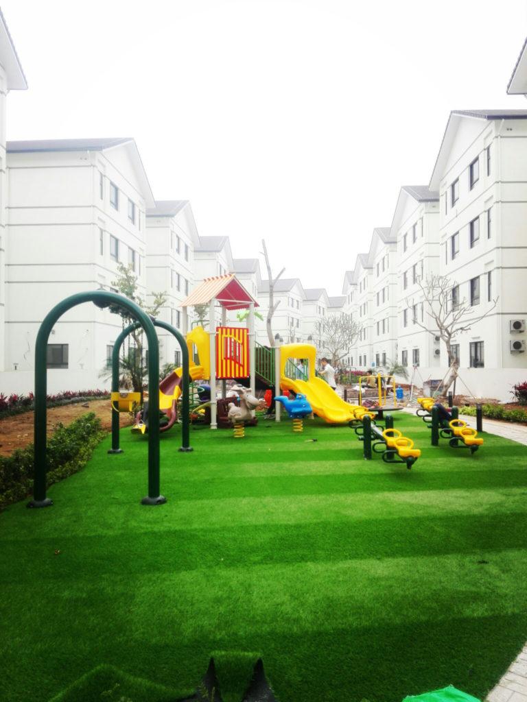 Một số hình ảnh tại Dự án sân vườn Vinhome Thăng Long, Hà Nội 1