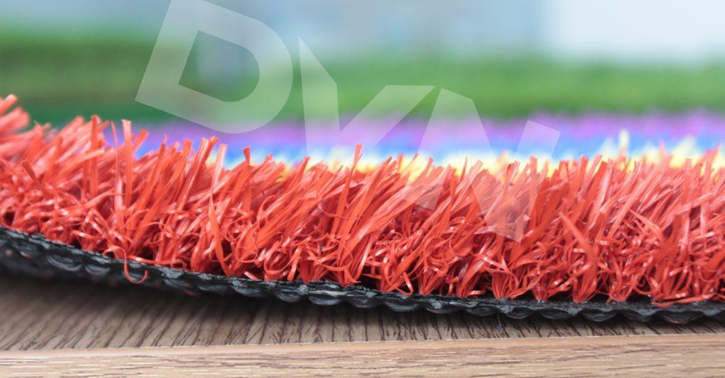 Cỏ sân vườn DVN S20W19-30416-XDTV - màu đỏ