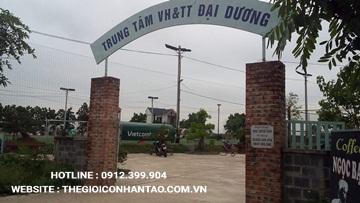 Dự án sân bóng Đại Dương thị xã Quảng Trị