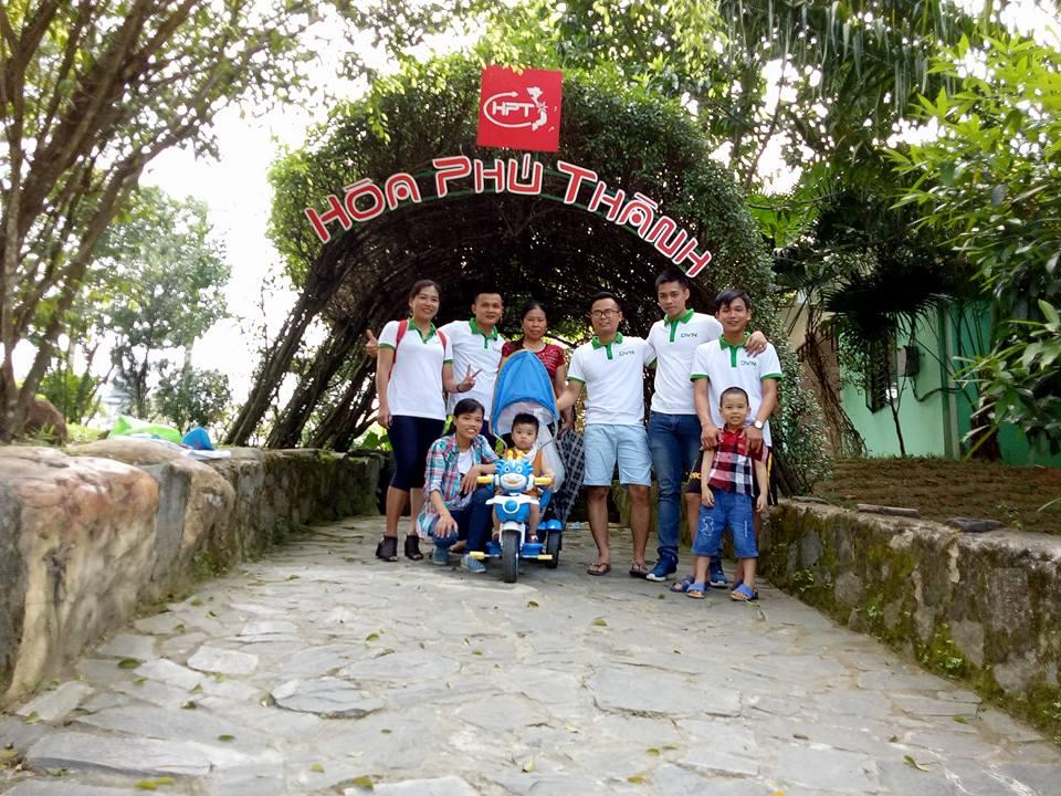 Một số hình ảnh Teambuiding DVN chi nhánh Đà Nẵng Qúy I - 2017 2