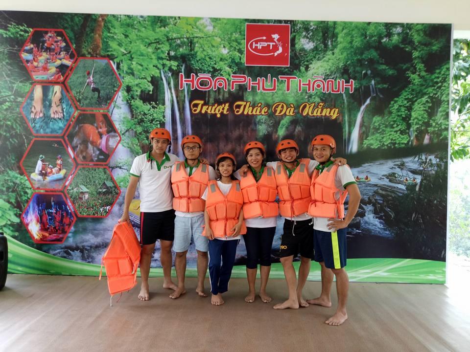 Một số hình ảnh Teambuiding DVN chi nhánh Đà Nẵng Qúy I - 2017 3