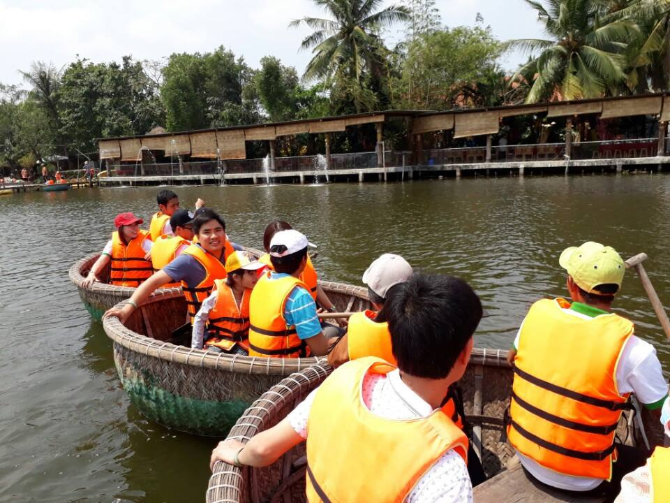 Một số hình ảnh Teambuilding DVN chi nhánh Hồ Chí Minh Qúy I - 2017 7