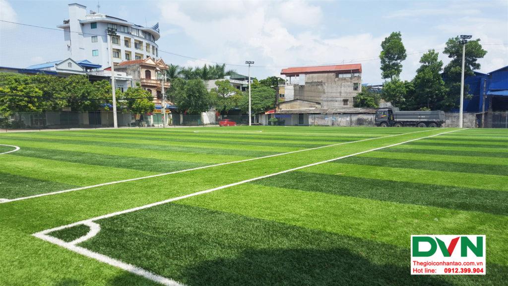 Một số hình ảnh của Dự án sân bóng TháiHưng tại Gia Sàng, Thái Nguyên 6