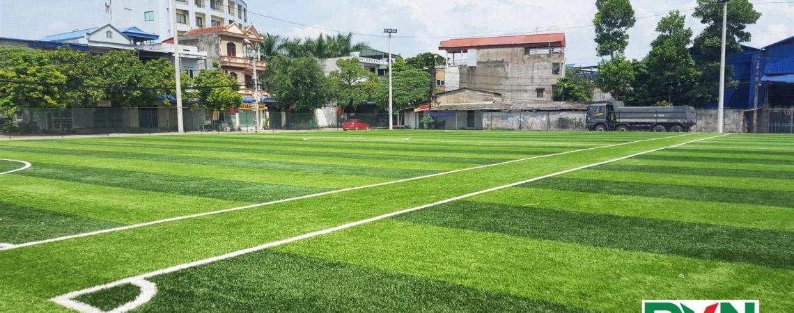 Dự án Sân bóng tại Gia Sàng – Thành phố Thái Nguyên