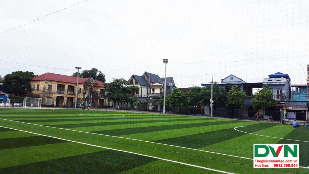 Một số hình ảnh của Dự án sân bóng TháiHưng tại Gia Sàng, Thái Nguyên 8