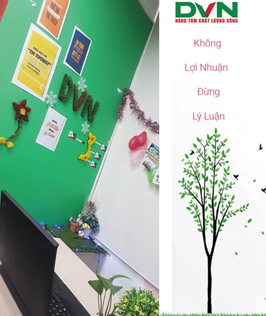 Một số hình ảnh của phòngMarketing, DVN Việt Nam 1