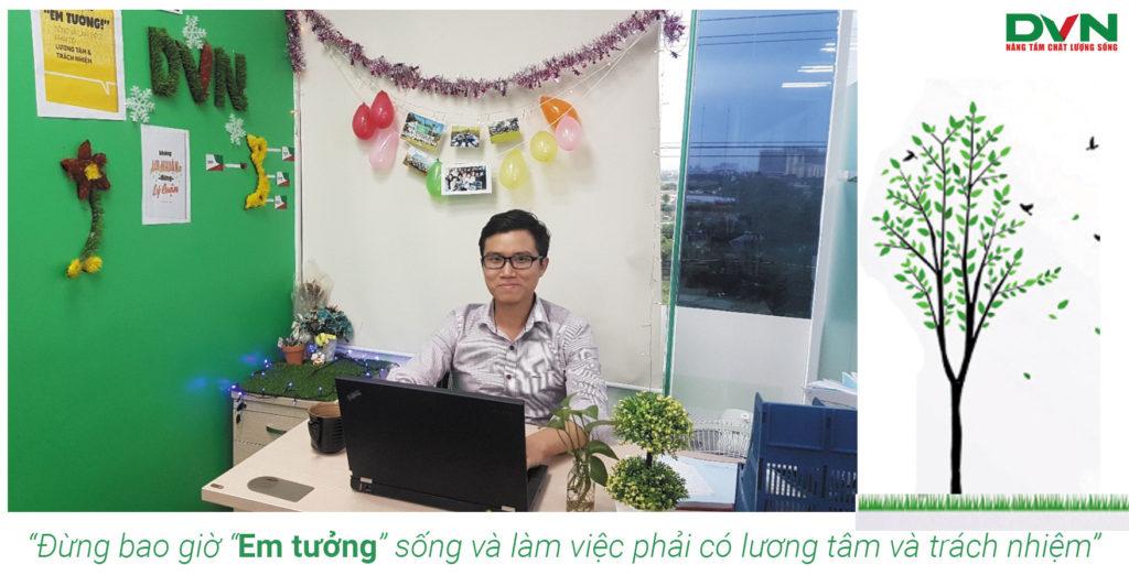 Một số hình ảnh của phòngMarketing, DVN Việt Nam 2