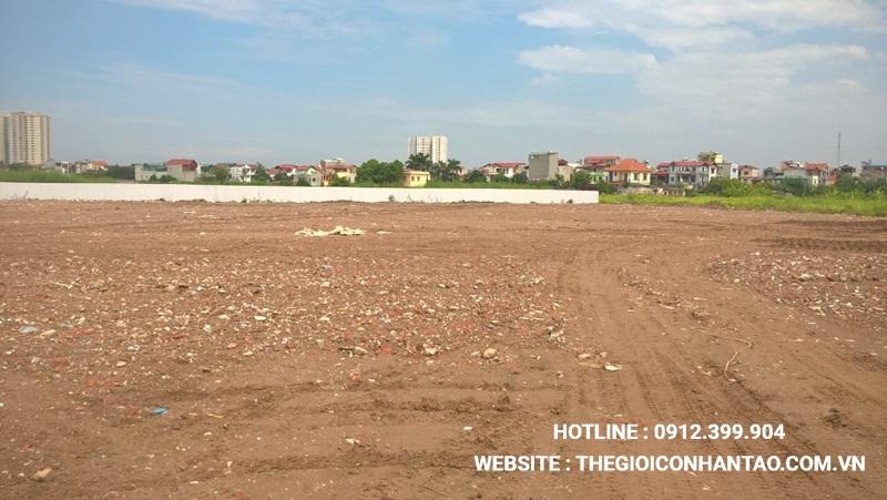 Một số hình ảnh của Dự án sân bóng tại Thạch Bàn, Gia Lâm, Hà Nội 3