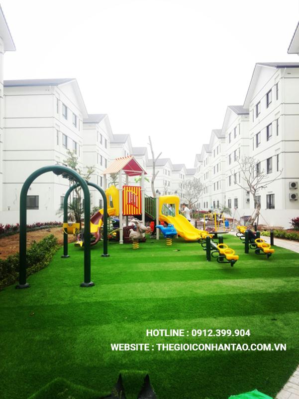 Dưới đây là một số hình ảnh của Dự án sân vườn tại Vinhome Thăng Long, Hà Nội 1