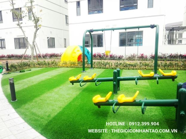 Dưới đây là một số hình ảnh của Dự án sân vườn tại Vinhome Thăng Long, Hà Nội 2