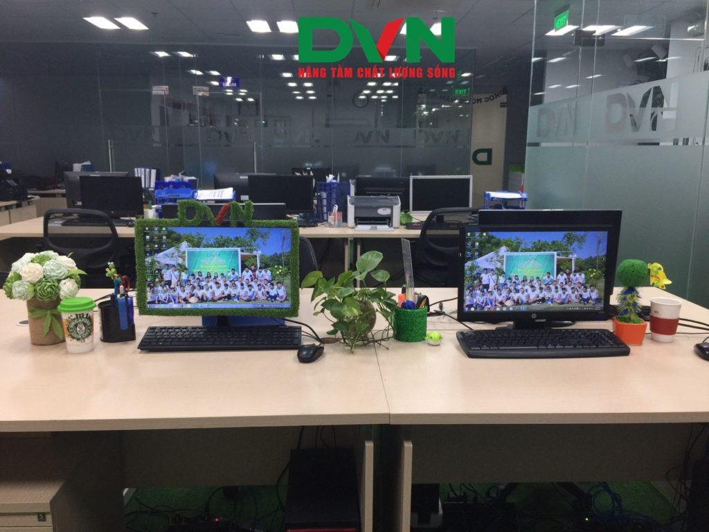 Bài dự thi Phòng kế toán - Chi nhánh Hà Nội, Công ty TNHH DVN Việt Nam 2