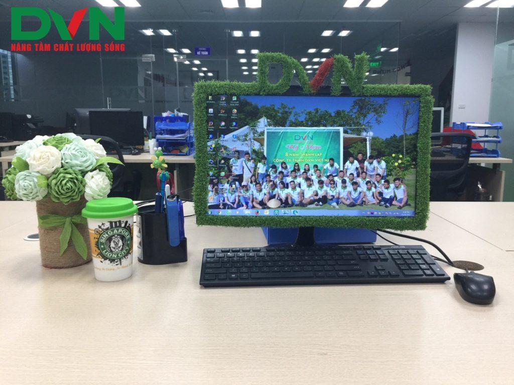 Bài dự thi Phòng kế toán - Chi nhánh Hà Nội, Công ty TNHH DVN Việt Nam 1
