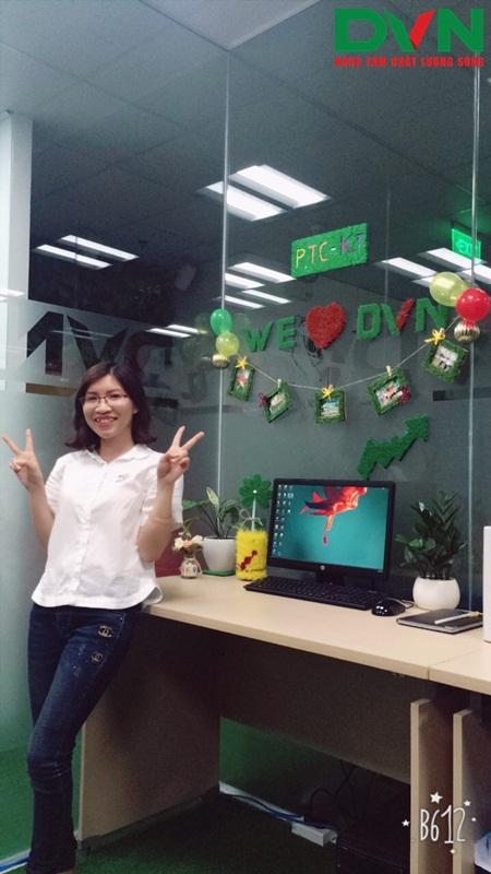 Một số hình ảnh làm việc của Phòng Kế toán DVN Việt Nam 2