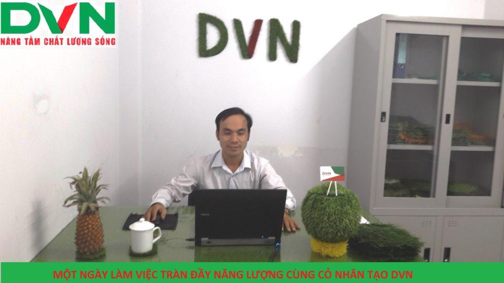 Bài dự thi Phòng Kinh doanh sân bóng - Chi nhánh Hồ Chí Minh, Công ty TNHH DVN Việt Nam 1