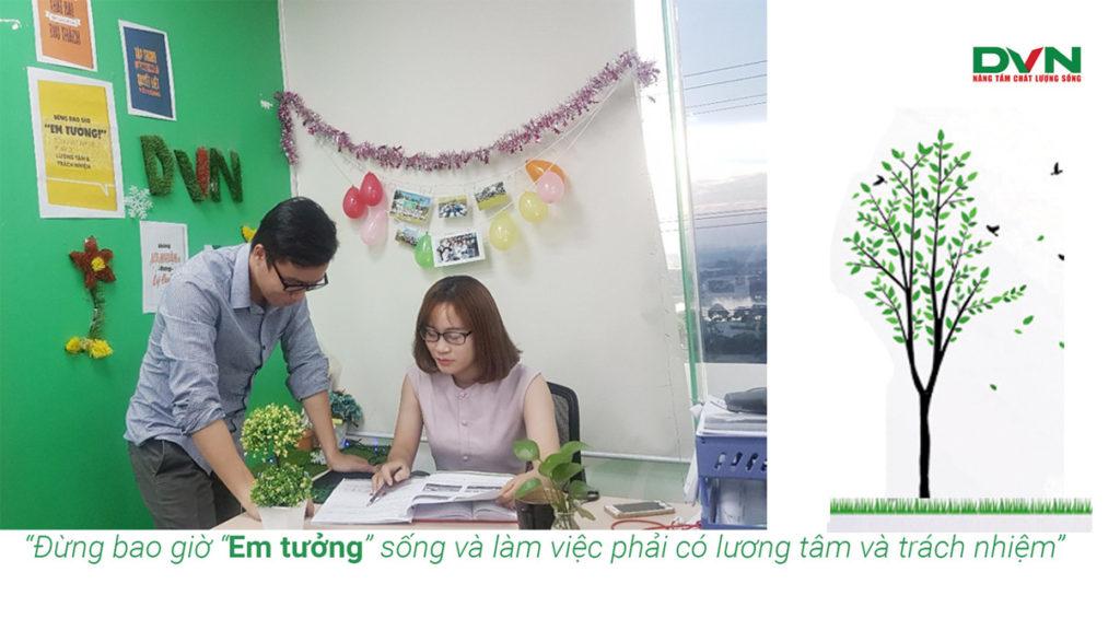 Một số hình ảnh của phòngMarketing, DVN Việt Nam 3