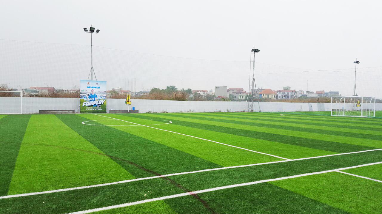 Một số hình ảnh của Dự án sân bóng tại Thạch Bàn, Gia Lâm, Hà Nội 4