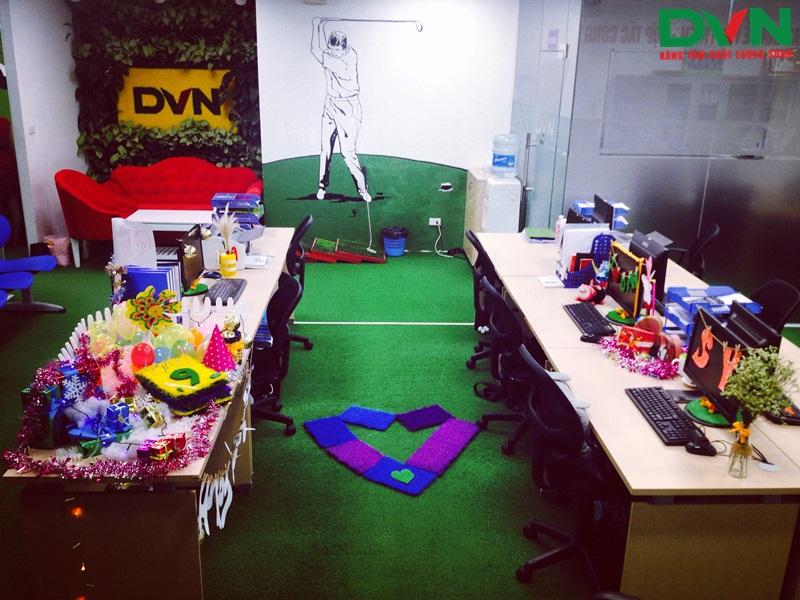 Cuộc thi Góc DVN – Phòng Kinh doanh Sân Vườn, CN Hà Nội 2
