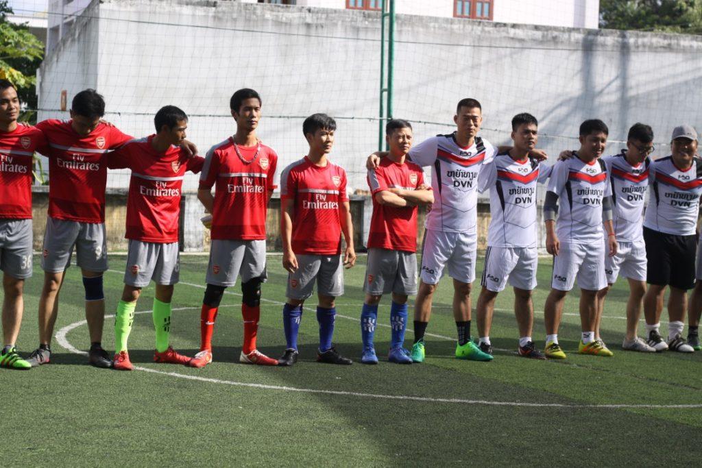 Giải đấu DVN League 2017: Ngôi vương gọi tên chi nhánh Hà Nội 4