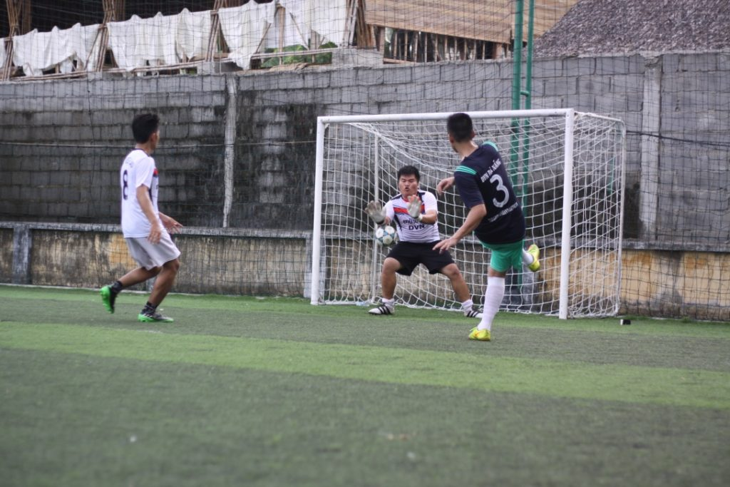 Giải đấu DVN League 2017: Ngôi vương gọi tên chi nhánh Hà Nội 6