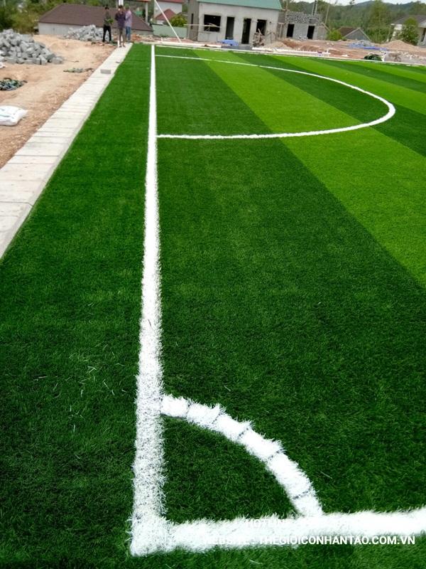 Một số hình ảnh của Dự án sân bóng tạo Nam Đàn - Nghệ An 1