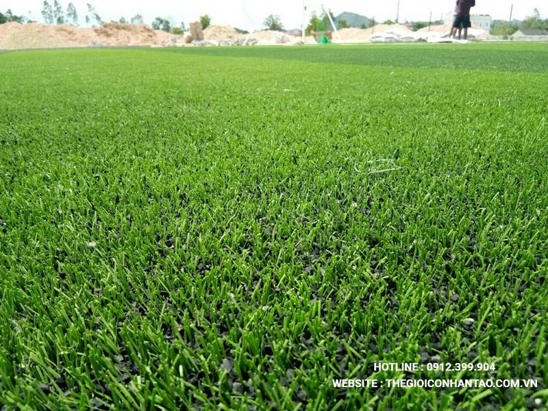 Một số hình ảnh của Dự án sân bóng tạo Nam Đàn - Nghệ An 13