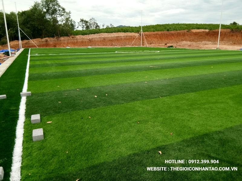 Một số hình ảnh của Dự án sân bóng tạo Nam Đàn - Nghệ An 2