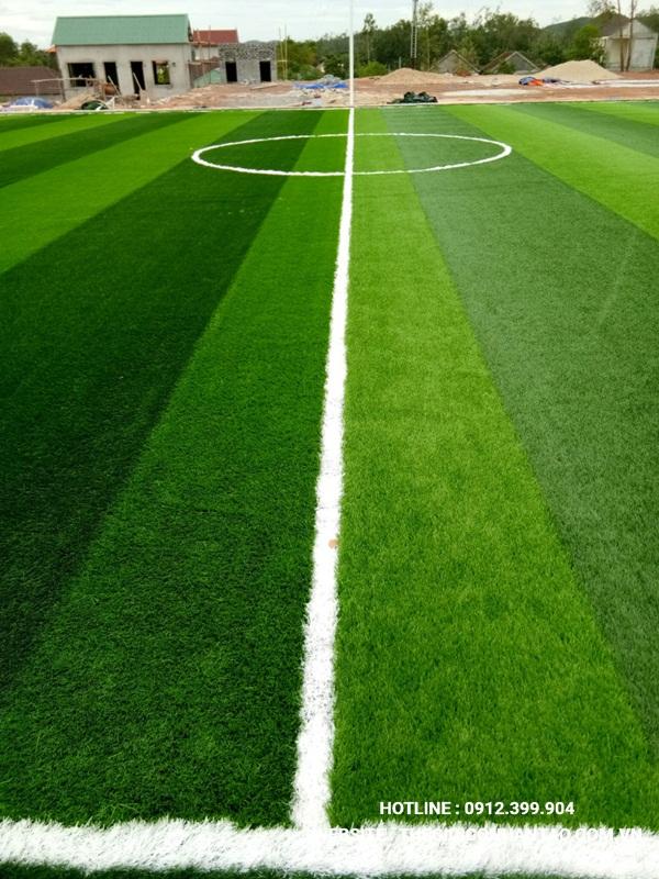 Một số hình ảnh của Dự án sân bóng tạo Nam Đàn - Nghệ An 5