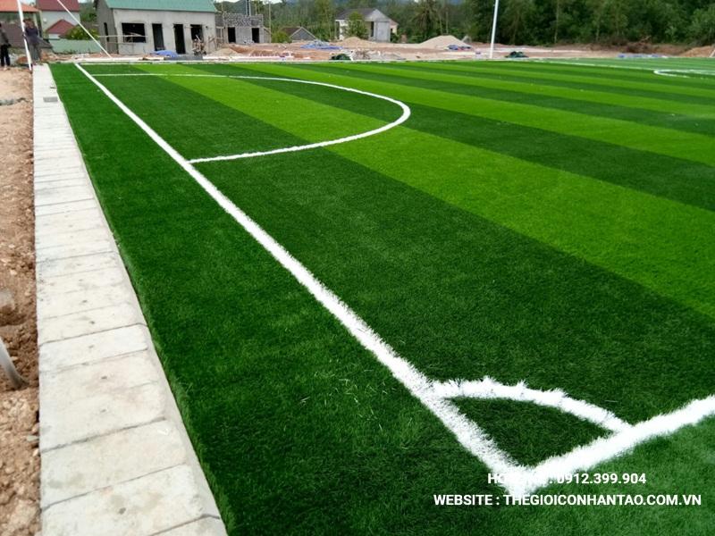 Một số hình ảnh của Dự án sân bóng tạo Nam Đàn - Nghệ An 7