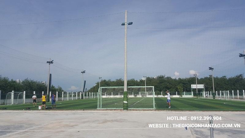Một số hình ảnh của Dự án sân bóng tại Mai Anh - Tây Ninh 6