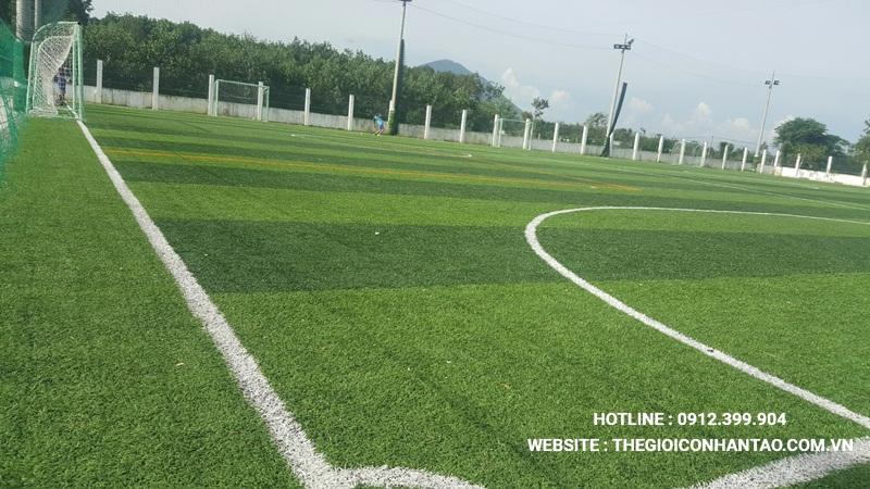 Một số hình ảnh của Dự án sân bóng tại Mai Anh - Tây Ninh 2